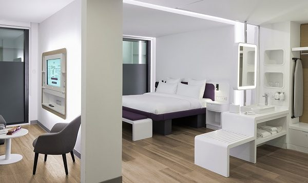 First Class King Junior Suite | Yotel, Istanbul Airport