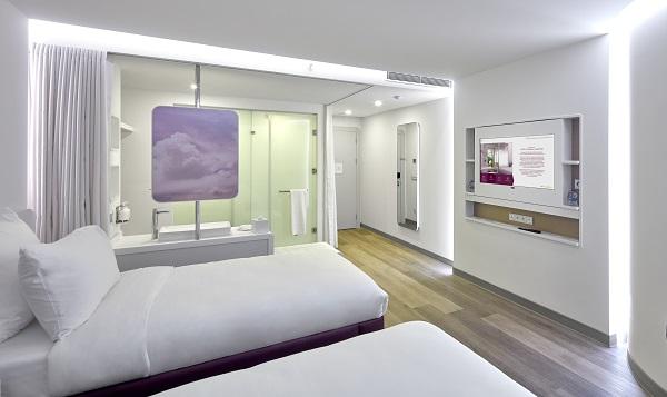 Premium Plus Twin Room | Yotel, Istanbul Airport