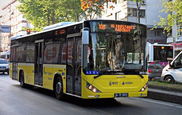 istanbul airport bus
