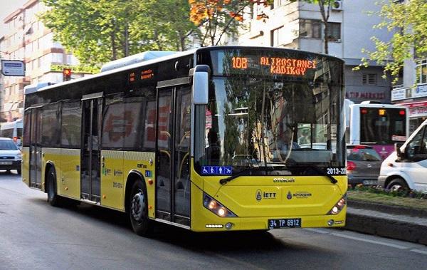 istanbul airport bus